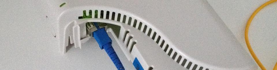 Fiber modems tested: Genexis MC901 vs FiberXport