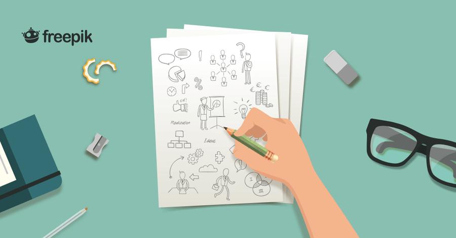 Bookmark: sketching