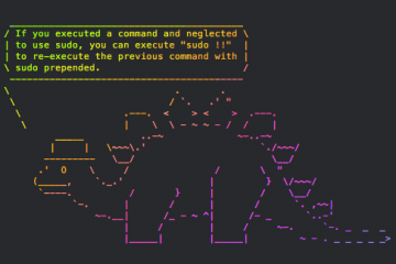 Neat CLI command of the day